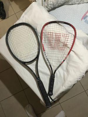 Tennis rackets for Sale in South El Monte, CA
