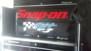 Snap On Racing Mechanic's Toolbox for Sale in Bowie, MD
