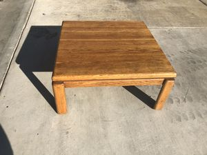 Large low coffee table for Sale in Redmond, OR