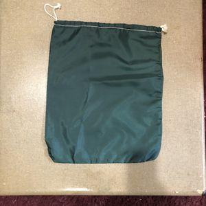 Attn: SILK SCREENERS! Eagles green Drawstring Bags! Water Resistant! Printable! for Sale in Bensalem, PA