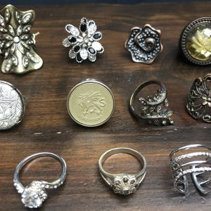 Jewelry - Rings - Various - $2 Each - or all for $15 for Sale in Glendale, CA