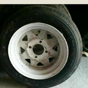 4 Trailer tires for Sale in New Orleans, LA