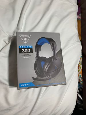 Turtle beach 300 stealth NEW NEVER USE for Sale in Hilo, HI