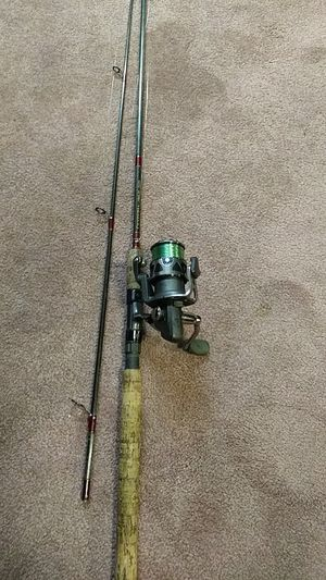 Lamigla Fishing Rod. With Okuma Reel for Sale in Spanaway, WA
