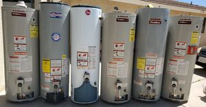 Water heaters in excellent condition for Sale in Highland, CA