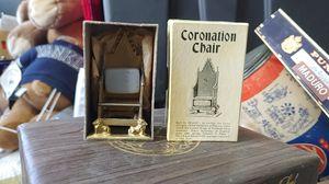 Coronatiom Chair collectible Antique Store for Sale in Des Plaines, IL