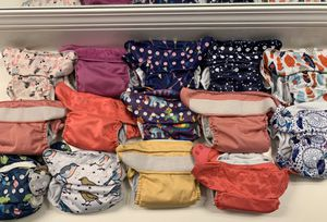 AIO cloth diapers lot for Sale in Avondale, AZ