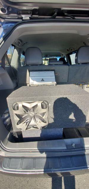 Kiker.12 l7.i jl audio for Sale in Falls Church, VA