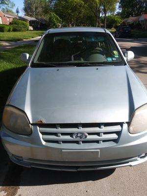 04 Hyundai Accent for Sale in Oak Park, MI
