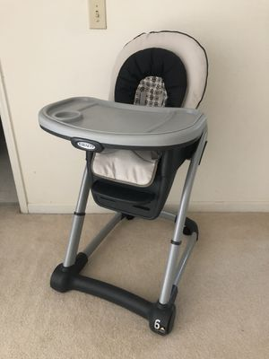 High chair and booster seat for Sale in Decatur, GA