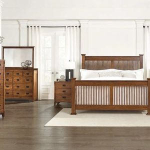 Brantley 6-Piece Bedroom Set (hardwood, Dovetail Joints) for Sale in Portland, OR