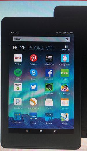 Amazon Fire HD 6 Tablet - Black for Sale in Artesia, CA