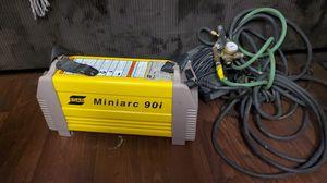 Miniarc 90i welder/cutting torch for Sale in Bakersfield, CA