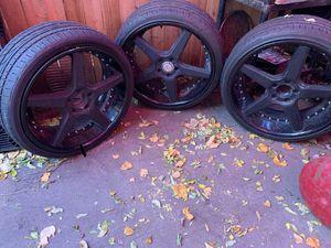 Rims 20s for Sale in Dallas, TX