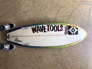 Custom wavetools surfboard 5'3 for Sale in Orange, CA