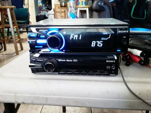 Sony stereo system for Sale in Stockton, CA