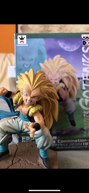 Dragon ball z figures for Sale in Tustin, CA