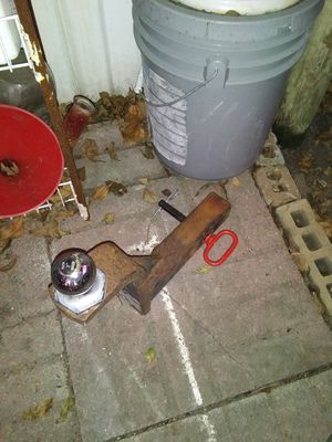Heavy Duty Hitch for Sale in Highlands, TX