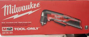 Milwaukee tool for Sale in San Antonio, TX