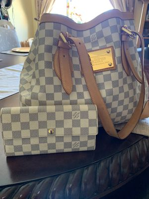 Louis Vuitton original bag and wallet $1350 for Sale in San Diego, CA
