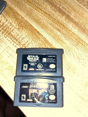 Star Wars GBA Games for Sale in San Antonio, TX