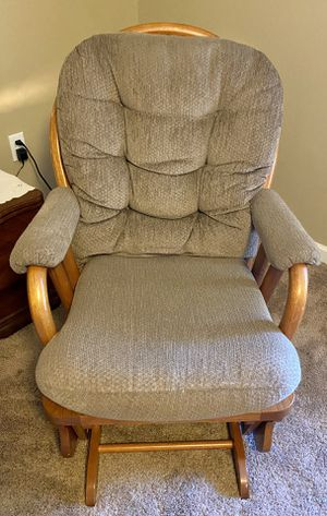 Glider & footstool for Sale in Lancaster, PA