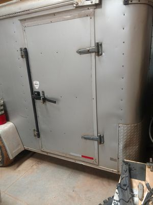 6/10 enclosed trailer for Sale in Piedmont, SC