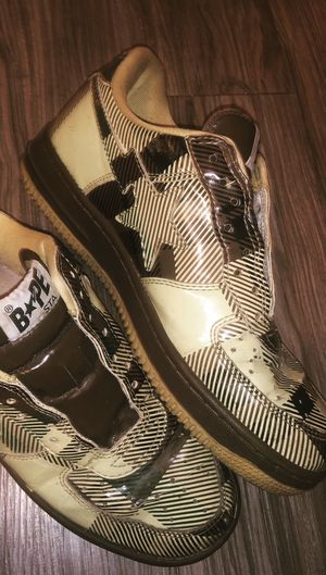 BAPE STA SHOES for Sale in Los Angeles, CA
