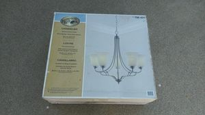 Hampton Bay Chandelier for Sale in Hutchinson, KS