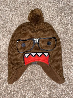 Hot Topic Domo Brown Red Hat for Sale in Baton Rouge, LA