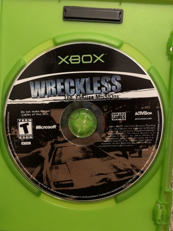 Wreck less: the yakuza missions