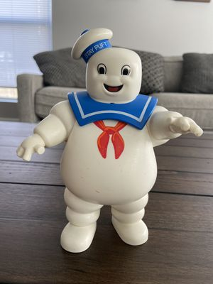 """Playmobil ghostbusters stay puff figure 8"""" for Sale in Bolingbrook, IL"""