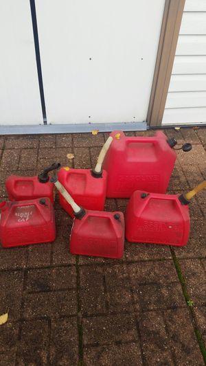 Gasoline Storage Containers for Sale in Lake Zurich, IL