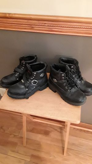 Ladies Harley Davidson Boots for Sale in Douglasville, GA