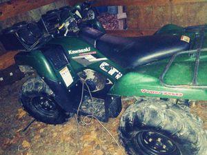 Kawasaki brute force 750 4x4 4 wheeler motorcycle atv for Sale in Houston, TX