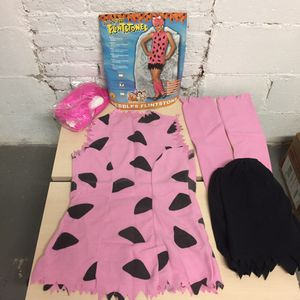 Pebbles Flinstone Halloween costume Women's, Size Small. (Tribeca Manhattan) for Sale in New York, NY