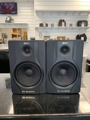M audio speakers for Sale in Manassas, VA