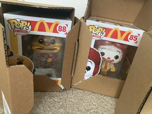 McDonald's Funko Pop Ad Icons for Sale in Los Angeles, CA