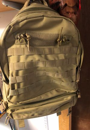 Military backpack for Sale in Groveport, OH