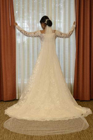 David's Bridal Wedding Gown for Sale in Elmhurst, IL