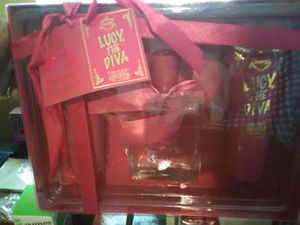 Lucy the Diva Juicy fragrance gift set for Sale in Tampa, FL