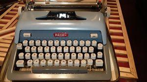 1958 Royal Furtura 800 typewriter for Sale in Amarillo, TX