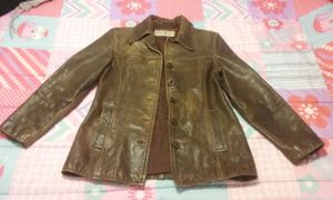 Leather Jacket Karlin Morgan Collection for Sale in West Palm Beach, FL