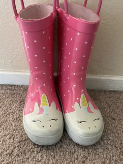 Carter Girl Kid Rain Boots - Size 10 for Sale in Fremont,  CA