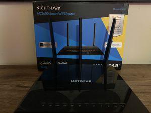 NETGEAR NightHawk AC2600 Smart WiFi Router for Sale in Atlanta, GA