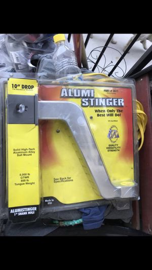 "Trailer hitch 10"" drop for Sale in Colton, CA"