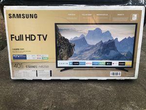 """Samsung 40"""" for Sale in Stockbridge, GA"""