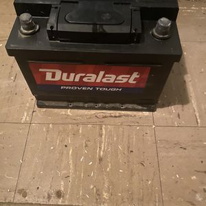 New Duralast Battery for Sale in Dinuba, CA