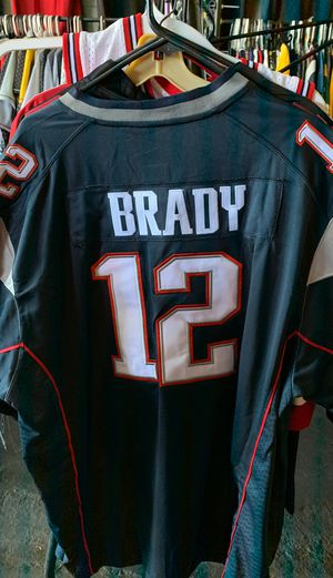 Nike New England Patriots Brady Jersey NWT Sz for Sale in San Antonio, TX