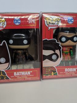 Imperial Batman And Robin Funko Pops for Sale in Hacienda Heights,  CA